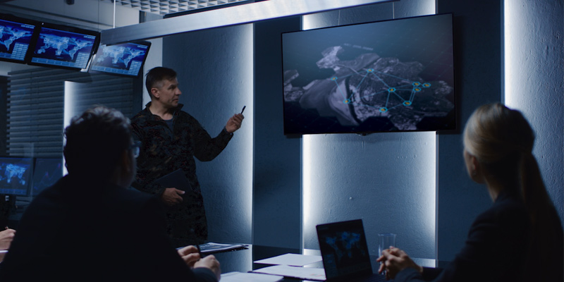 Wind Talker Innovations Awarded An Advanced Battle Management System Contract Up To $950M